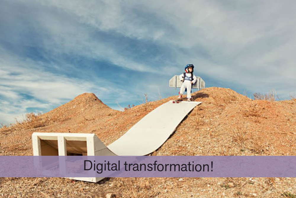 Digitally transforming invoice processing