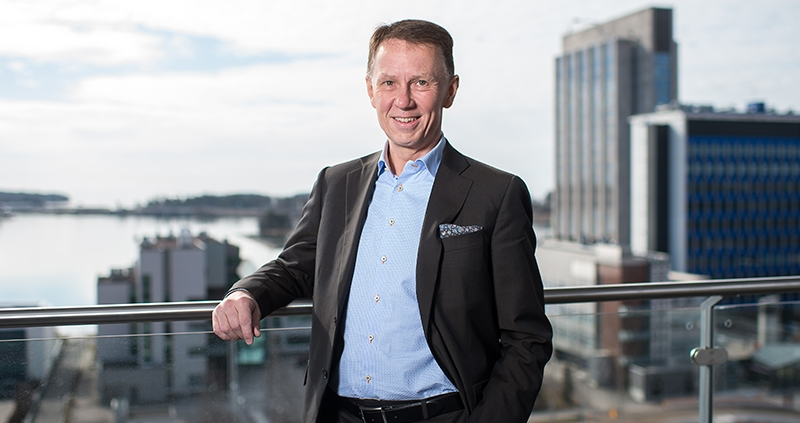 Juha Väänänen, CEO at Palette Software Oy