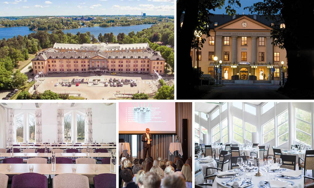 Palette's Swedish user conference 2018