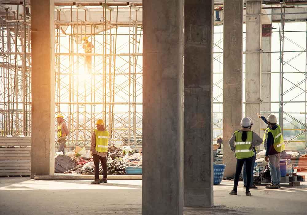 Företag inom bygg och entreprenad har specifika utmaning inom leverantörskontra.