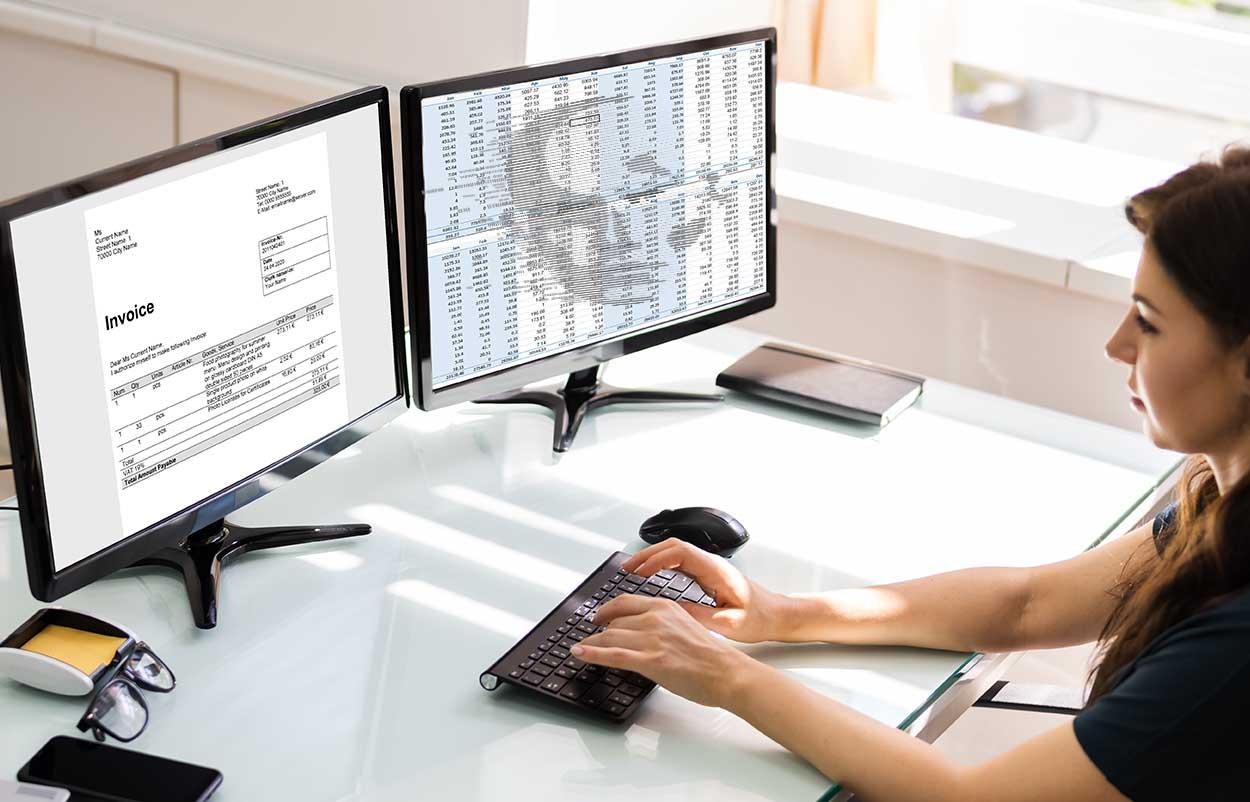Fakturamatchning och digital avtalshantering för SAP B1