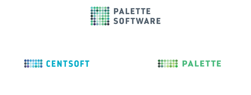 A new Palette Software with two strong product lines - Palette and Centsoft