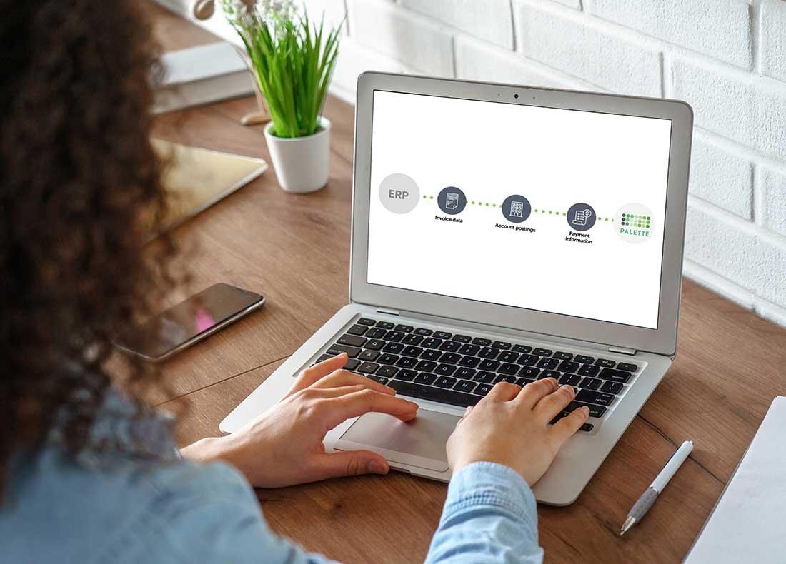Vår integration ger möjlighet att importera inköpsorders från SAP Business One