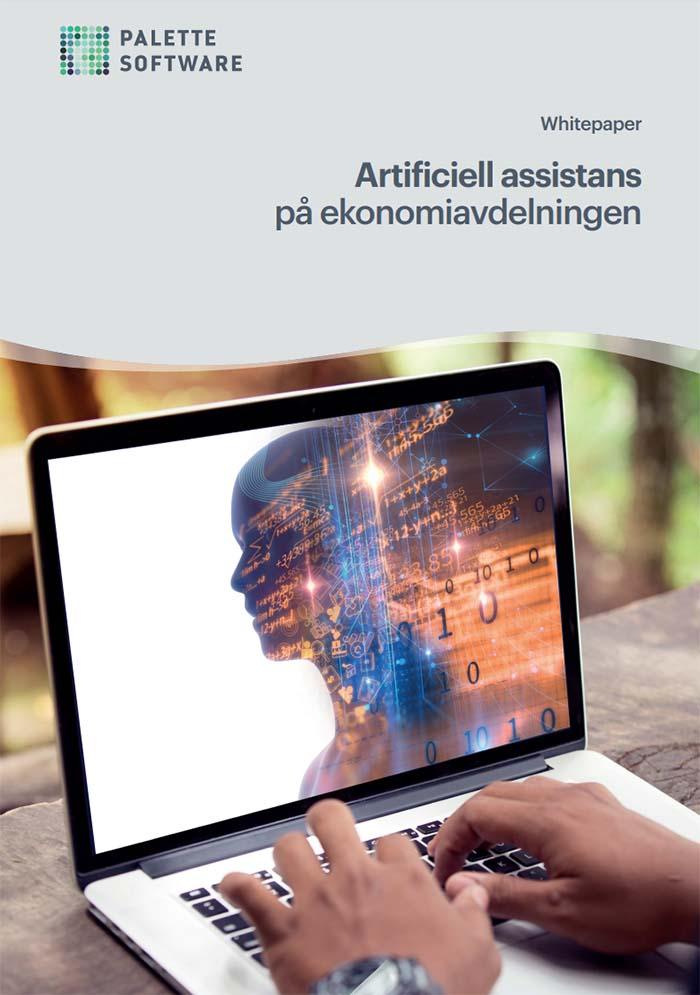Artificiell intelligens på ekonomiavdelningen